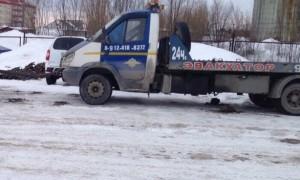 Эвакуатор в городе Нефтеюганск Булат 24 ч. — цена от 800 руб