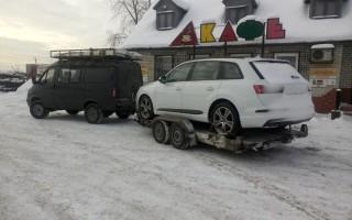 Эвакуатор в городе Новочебоксарск Автовоз-Эвакуатор 24 ч. — цена от 800 руб