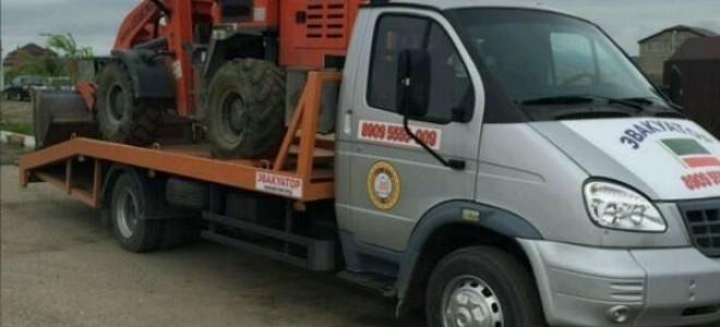 Эвакуатор в городе Пыть-Ях Эвакуатор 24 ч. — цена от 800 руб