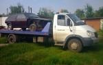 Эвакуатор в городе Тамбов Мotorr 24 ч. — цена от 800 руб