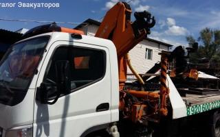 Эвакуатор в городе Брянск Буксировщик 24 ч. — цена от 800 руб