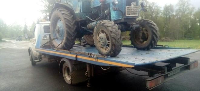 Эвакуатор в городе Тосно Виталий 24 ч. — цена от 800 руб