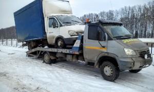 Эвакуатор в городе Лысково ИП Лобачев 24 ч. — цена от 800 руб