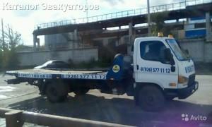 Эвакуатор в городе Павловский Посад Роман 24 ч. — цена от 800 руб
