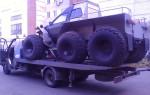 Эвакуатор в городе Чехов Эвак-Сервис 24 ч. — цена от 1000 руб