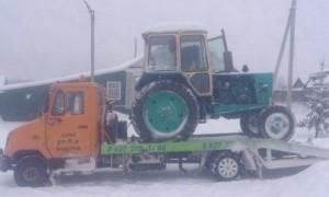 Эвакуатор в городе Никольск Алексей 24 ч. — цена от 800 руб