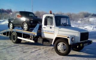 Эвакуатор в городе Чусовой ИП Сентябов 24 ч. — цена от 500 руб