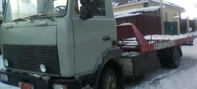 Эвакуатор в городе Сасово Евгений 24 ч. — цена от 800 руб