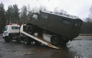 Эвакуатор в городе Остров Вадим 24 ч. — цена от 800 руб