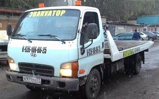 Эвакуатор в городе Балашиха Михаил 24 ч. — цена от 800 руб