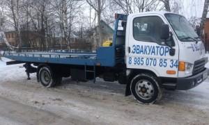 Эвакуатор в городе Протвино Иван 24 ч. — цена от 800 руб