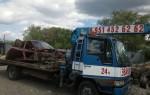 Эвакуатор в городе Челябинск Эвакуатор 24 ч. — цена от 750 руб