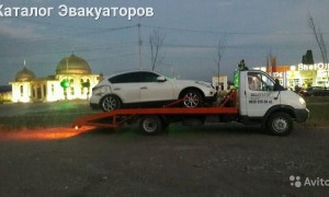 Эвакуатор в городе Хасавюрт Асхаб 24 ч. — цена от 800 руб