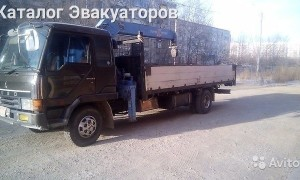 Эвакуатор в городе Прокопьевск Александр 24 ч. — цена от 800 руб