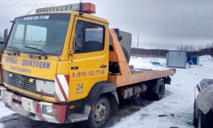 Эвакуатор в городе Дубна Эваспецавто 24 ч. — цена от 999 руб