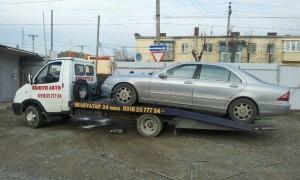 Эвакуатор в городе Славянск-на-Кубани Андрей 24 ч. — цена от 800 руб
