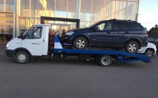 Эвакуатор в городе Орехово-Зуево Служба Эвакуации 24 ч. — цена от 800 руб