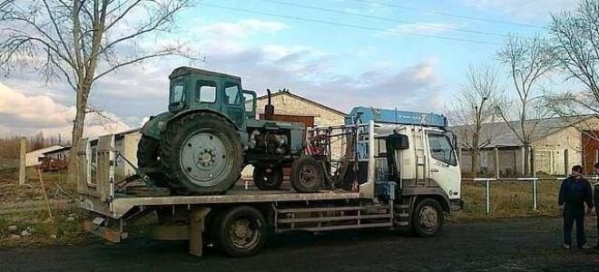 Эвакуатор в городе Монино Дмитрий 24 ч. — цена от 800 руб