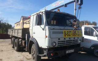 Эвакуатор в городе Камышин Тигран 24 ч. — цена от 800 руб