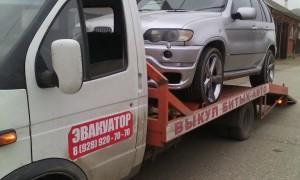 Эвакуатор в городе Назрань Эвакуатор 24 24 ч. — цена от 1000 руб
