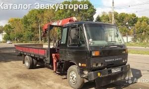 Эвакуатор в городе Ангарск Степан 24 ч. — цена от 500 руб