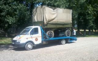 Эвакуатор в городе Георгиевск Андрей 24 ч. — цена от 800 руб