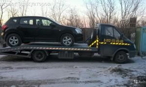 Эвакуатор в городе Воркута Эвакуатор 24 ч. — цена от 800 руб