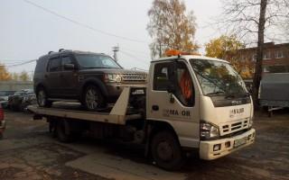 Эвакуатор в городе Зеленоград Автолюбитель 2 24 ч. — цена от 1000 руб