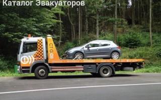 Эвакуатор в городе Электросталь Эвакуатор 24 ч. — цена от 800 руб