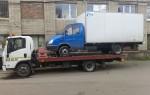Эвакуатор в городе Петрозаводск Игорь 24 ч. — цена от 800 руб