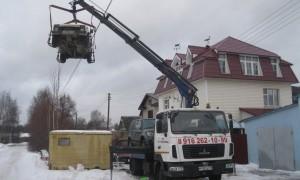 Эвакуатор в городе Пушкино Сергей 24 ч. — цена от 800 руб
