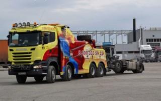 Эвакуатор в городе Набережные Челны Первый Кузовной 24 ч. — цена от 2500 руб