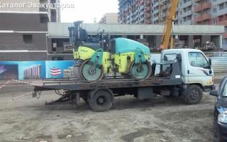 Эвакуатор в городе Краснодар Эвакуатор 24 ч. — цена от 800 руб