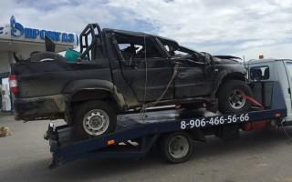 Эвакуатор в городе Будённовск Евгений Егоров 24 ч. — цена от 800 руб