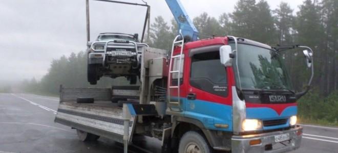 Эвакуатор в городе Тында Андрей 24 ч. — цена от 800 руб