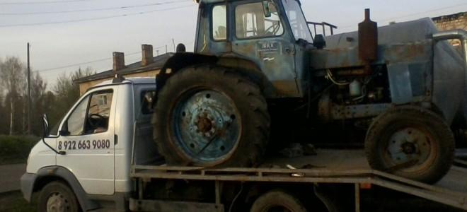 Эвакуатор в городе Вятские Поляны Юрий 24 ч. — цена от 800 руб
