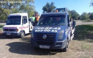 Эвакуатор в городе Симферополь Fusio-Auto 24/7 ч. — цена от 800 руб