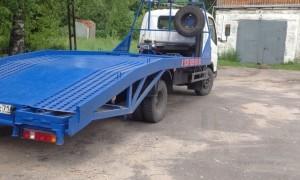 Эвакуатор в городе Гусь-Хрустальный Сергей 24 ч. — цена от 800 руб