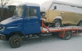 Эвакуатор в городе Первомайский Автопомощь 24 24 ч. — цена от 1000 руб