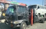 Эвакуатор в городе Владивосток Автобаза 24 ч. — цена от 800 руб
