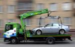Эвакуация автомобиля на штрафстоянку за неправильную парковку и др причинам