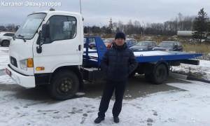 Эвакуатор в городе Торжок Дмитрий 24 ч. — цена от 800 руб