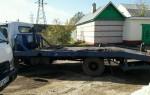 Эвакуатор в городе Тамбов Александр 24 ч. — цена от 800 руб