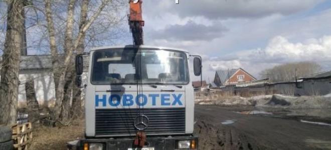 Эвакуатор в городе Ишим Новотех 24 ч. — цена от 500 руб