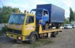 Эвакуатор в городе Ярославль Автоэвакуатор 76 24 ч. — цена от 800 руб