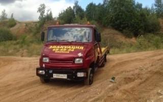 Эвакуатор в городе Смоленск Алексей 24 ч. — цена от 800 руб