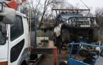 Эвакуатор в городе Владивосток Эвакуатор 24 ч. — цена от 500 руб