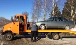 Эвакуатор в городе Опочка Эвакуация Авто 24 ч. — цена от 800 руб
