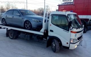 Эвакуатор в городе Хабаровск Служба эвакуаторов 24 ч. — цена от 1000 руб