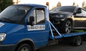 Эвакуатор в городе Дмитров Мамед 24 ч. — цена от 1000 руб
